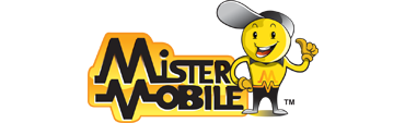 Mister Mobile Logo Footer