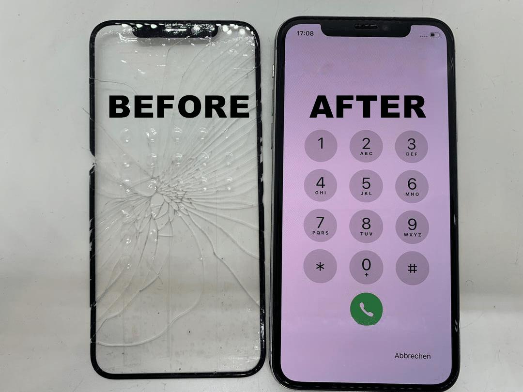 iPhone Screen Repair Singapore