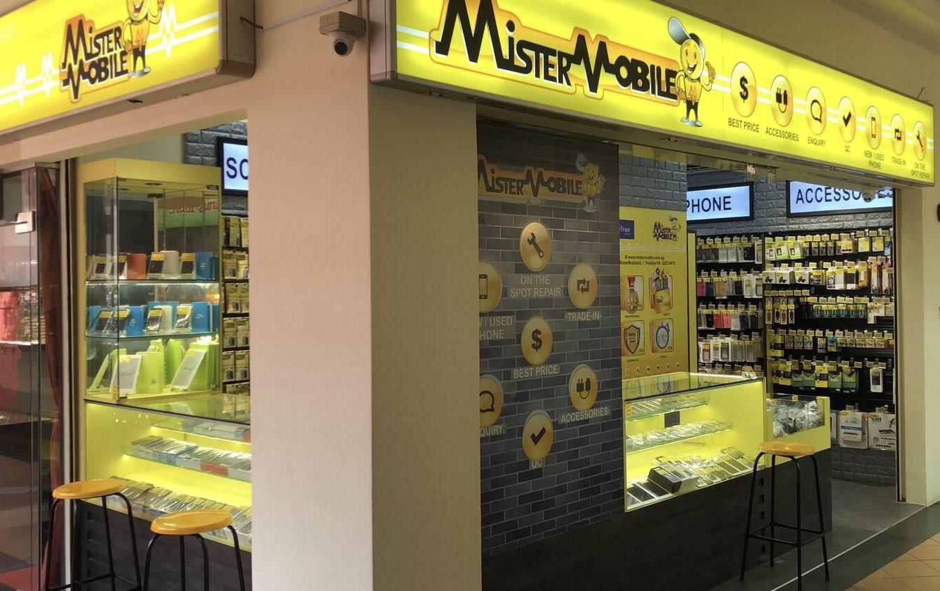 Mister Mobile - Fast Buy, Sell, Trade-in, Repair Handphone