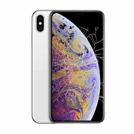 iPhone Xs MAX screen crack Singapore