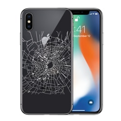 iPhone X Back Glass Replacement Singapore