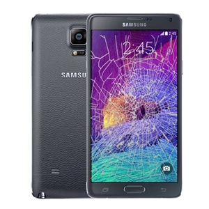 Samsung Note 4 crack screen replacement Singapore