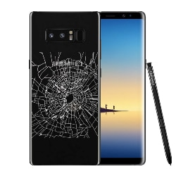 Samsung Note 8 Back Glass replacement Singapore
