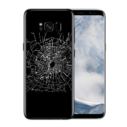Samsung S8 Plus Back Glass replacement Singapore
