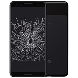 Google Pixel 3 crack screen replacement Singapore