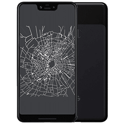 Google Pixel 3 XL crack screen replacement Singapore