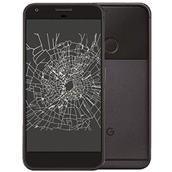 Google Pixel crack screen replacement Singapore