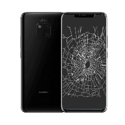 Huawei Mate 20 Pro crack screen replacement Singapore