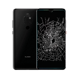 Huawei Mate 20 crack screen replacement Singapore