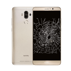 Huawei Mate 9 crack screen replacement Singapore