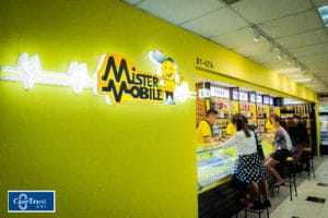 Mister Mobile Strore front