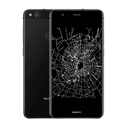 Huawei P10 Lite crack screen replacement Singapore