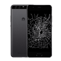 Huawei P10 Plus crack screen replacement Singapore