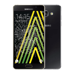 Samsung A5 2016 crack screen replacement Singapore