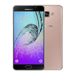 Samsung A7 2016 crack screen replacement Singapore