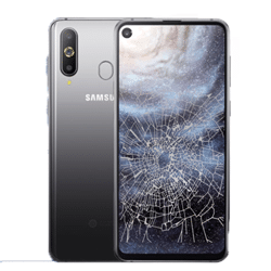 Samsung A9 Pro crack screen replacement Singapore