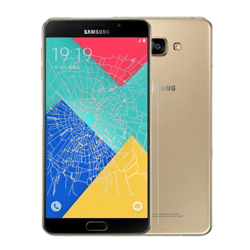 Samsung A9 crack screen replacement Singapore