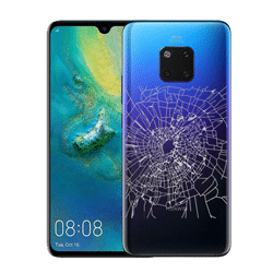 Huawei Mate 20 Back Glass replacement Singapore