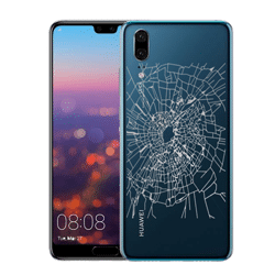 Huawei P20 Back Glass replacement Singapore