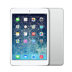 iPad Mini 2 crack screen replacement Singapore