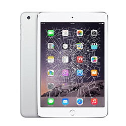 iPad Mini 3 crack screen replacement Singapore