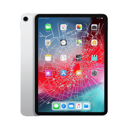 iPad Pro 11 crack screen replacement Singapore
