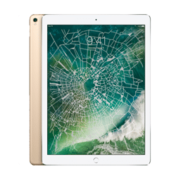 iPad Pro 12.9 Gen 2 crack screen replacement Singapore