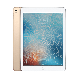 iPad Pro 9.7 crack screen replacement Singapore