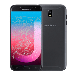 Samsung J7 Plus crack screen replacement Singapore