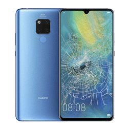 Huawei Mate 20 X crack screen replacement Singapore