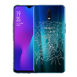 Oppo R17 Pro Back Glass replacement Singapore
