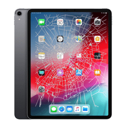 iPad 12.9 Gen 3 Crack Screen Replacement Singapore