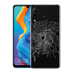 Huawei P30 Lite Back Glass Replacement Singapore
