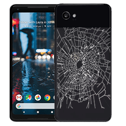 Google Pixel 2 XL Back Glass Crack replacement Singapore