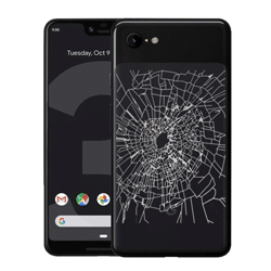 Google Pixel 3 XL Back Glass Crack replacement Singapore