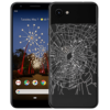 Google Pixel 3a Back Glass Crack replacement Singapore