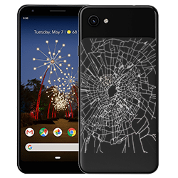 Google Pixel 3a XL Back Glass Crack replacement Singapore