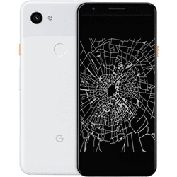 Google Pixel 3A XL crack screen replacement Singapore