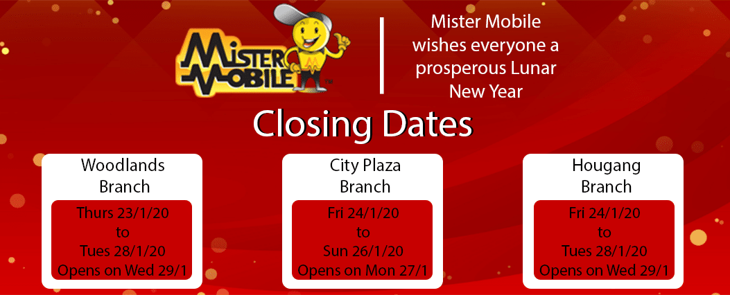 Chinese New Year Opening Hours