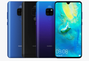Huawei Mate 20 Color Selections