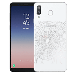 Samsung A8 Star Back Glass replacement Singapore